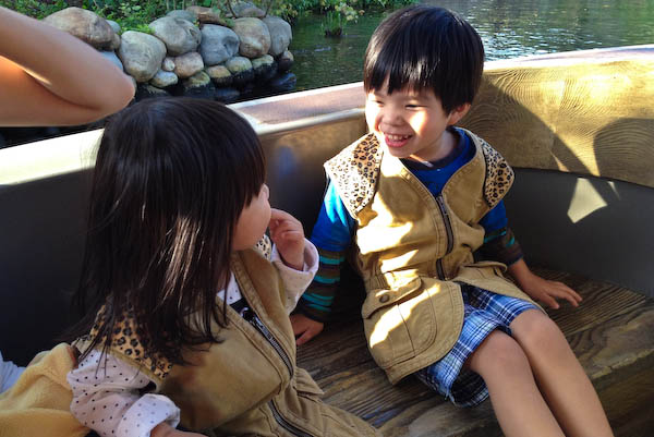 jungle cruise little helpers Hong Kong Disneyland   Part the Second