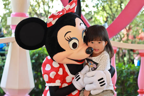 minnie mouse kirsten Hong Kong Disneyland   Part the Second