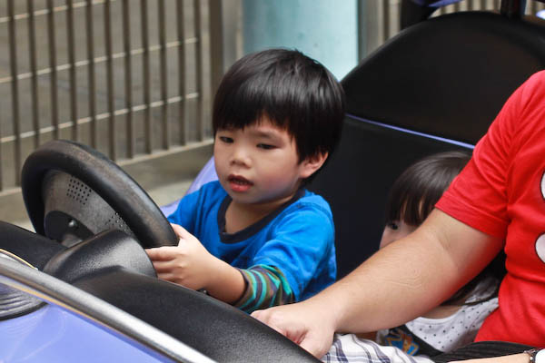 tru autopia Hong Kong Disneyland   Part the Second