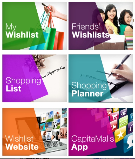 Wishlist No more panic shopping