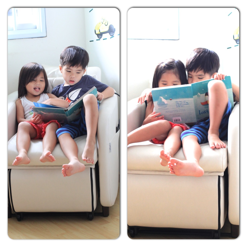 osim uangel reading corner