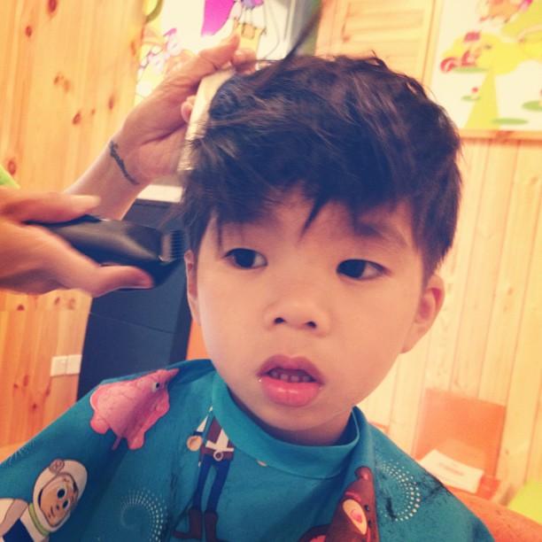 truett haircut