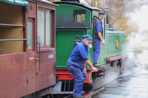 railroad engineers