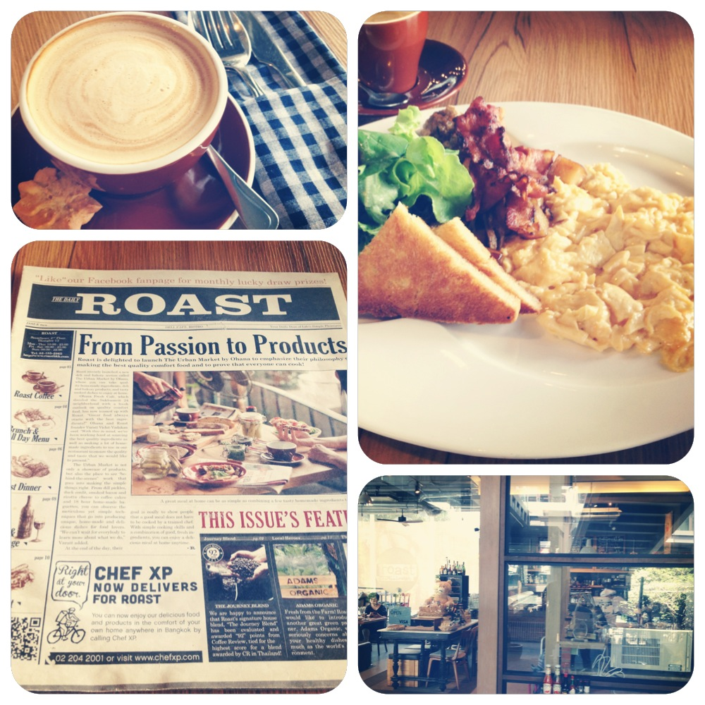 Roast Cafe