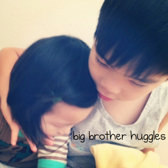 big brother huggles