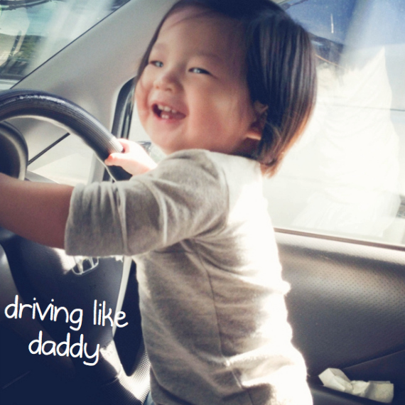 driving like daddy