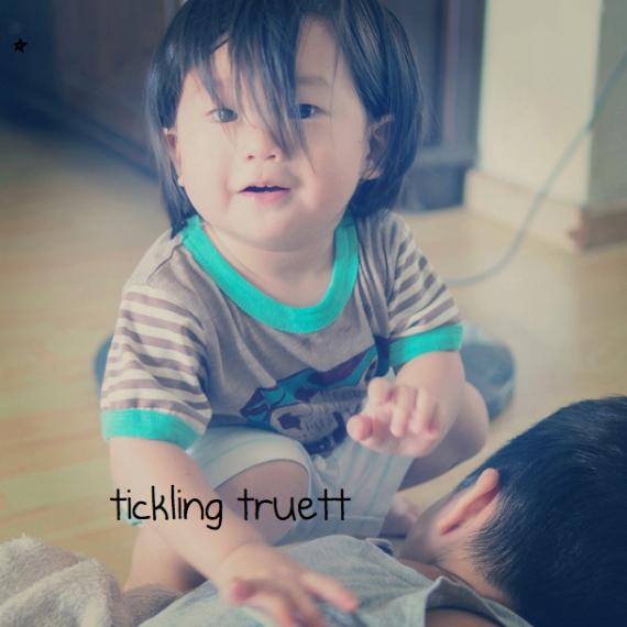 tickling truett