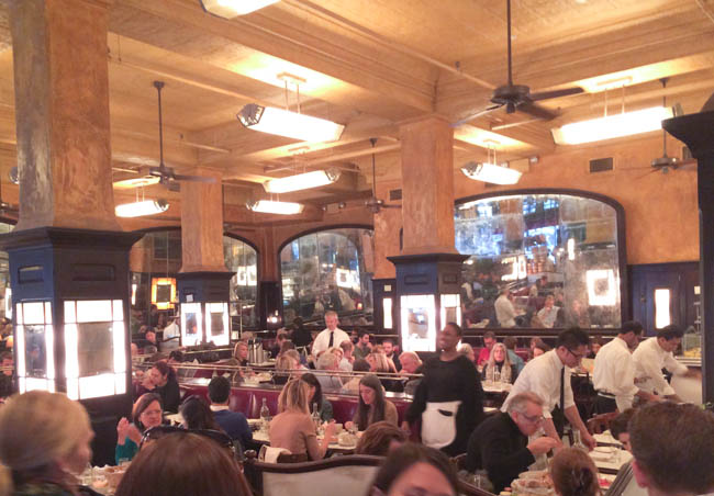 inside balthazar