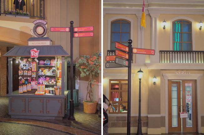 kidzania theming 2
