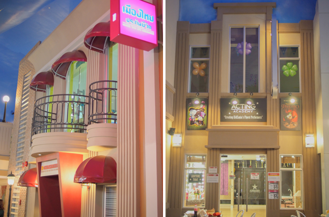 kidzania theming 3