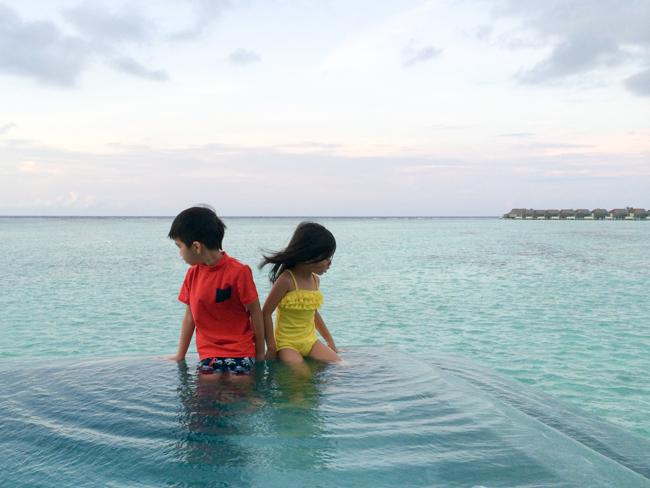 kids infinity pool