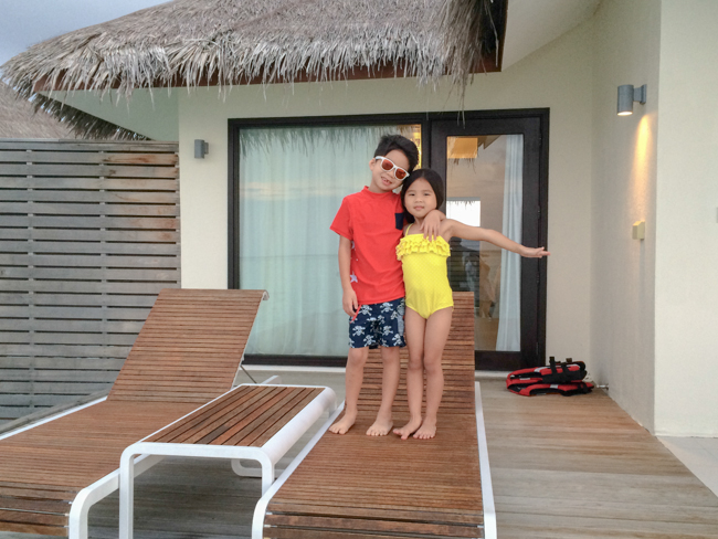 kids water villa 3